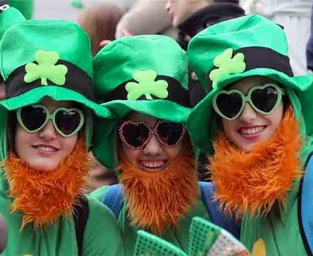 10 Great Places to Celebrate St. Patty's Day – Class, Smash or Trashed