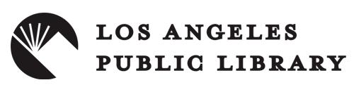 Los Angeles Public Library Logo - DTLA Mini Maker Faire