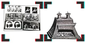 stereoscope and stereoscopic viewer