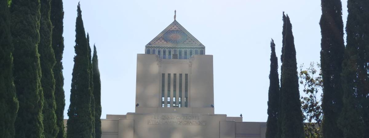 Los Angeles Public Library building