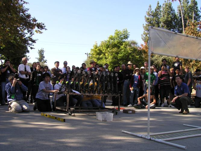 JPL Invention Challenge - an Engineering Contest