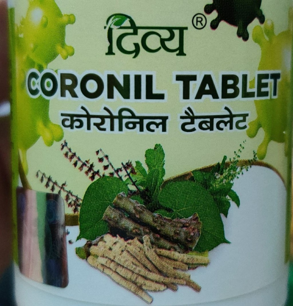 "Madras HC Has Restrained Pathanjali Ayurved From Using Trademark ""CORONIL"" 5"