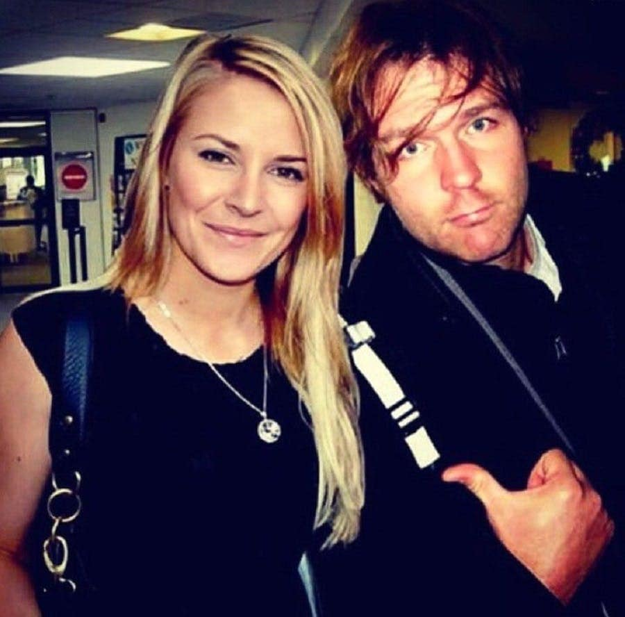 Dean Ambrose And His Girlfriend