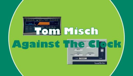 ギターをベースに変える?Tom Mischが「FACT」の企画で使用したプラグイン集!