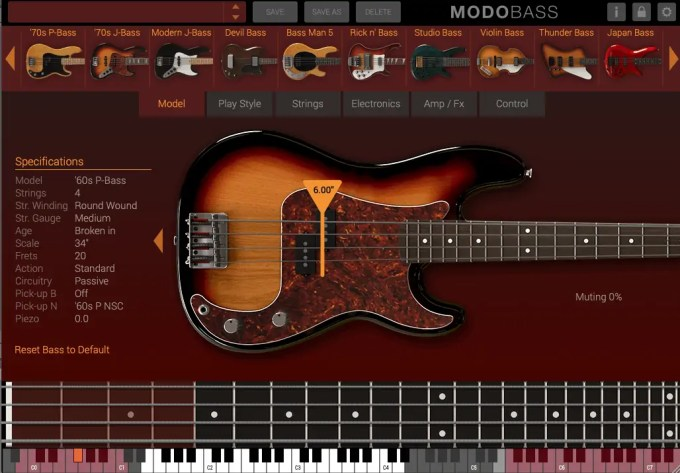 modo bass ik multimedia overview