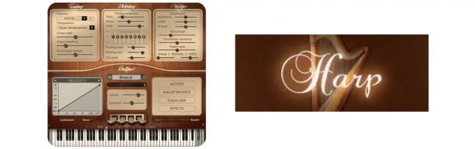 pianoteq-harp