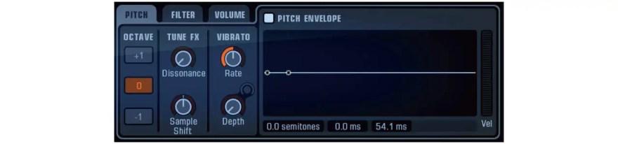 pitch-addictive-keys