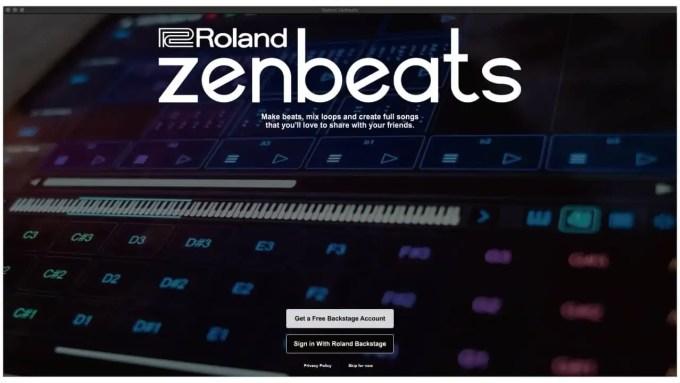 get-a-free-backstage-account-zenbeats-roland