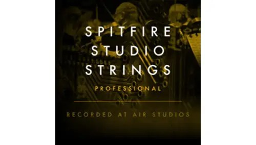 spitfire audio strings studio