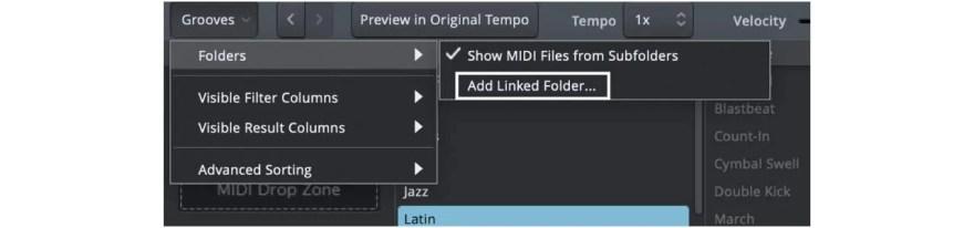 add-linked-folder-superior-drummer-3