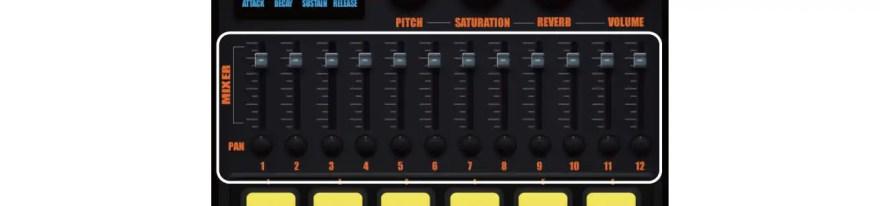 mixer-pan-afroplugin