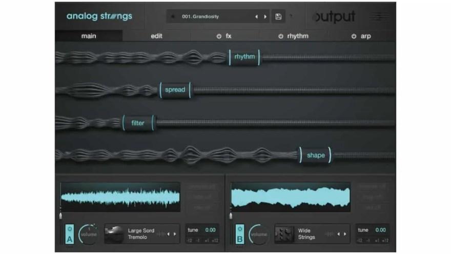 analog-strings-output