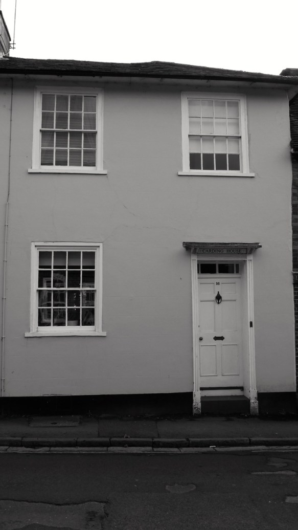 16 Sheep St Petersfield C18
