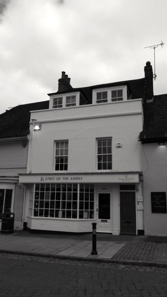 4 Broad St Alresford C18-20