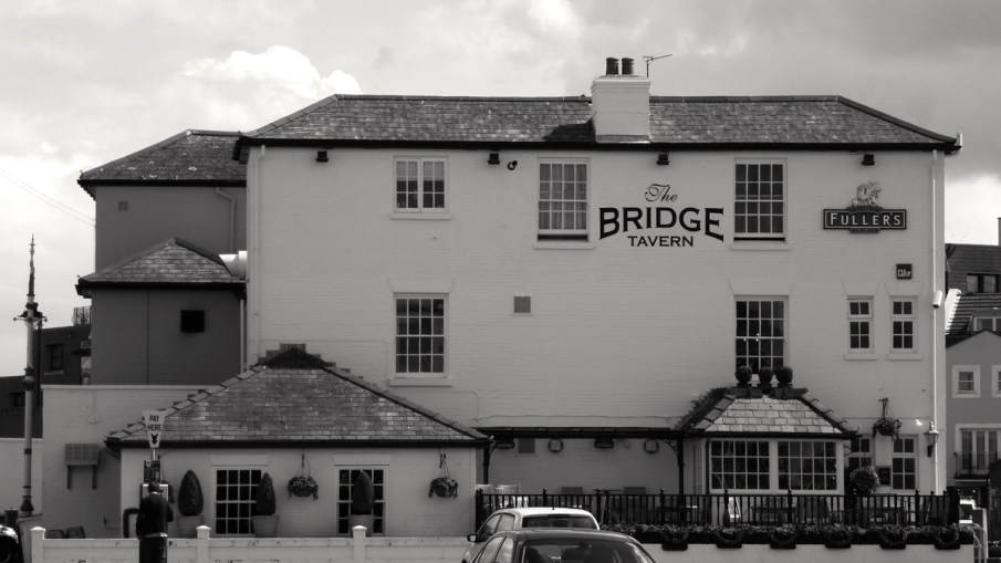 Bridge Tavern (West) Portsmouth 1806