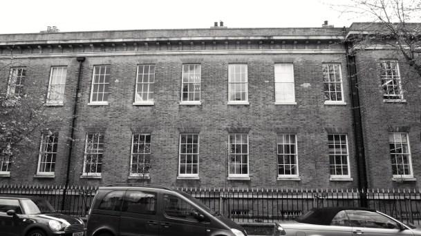Portsmouth Grammar School (South) (Cambridge Barracks) c1855