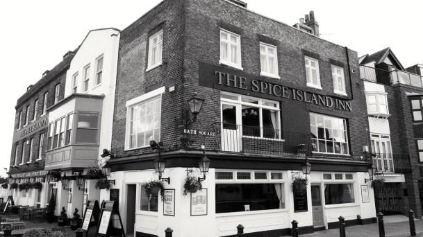 Spice Island Inn (West) Portsmouth C19