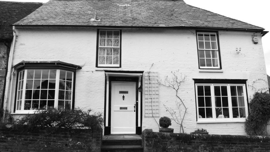 Wykeham House Mill Hill Alresford C17-19