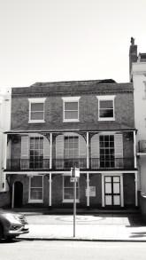24 Landport Terrace Southsea c1840