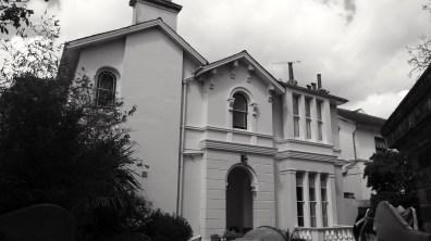 Crescent House (East) Queens Crescent Southsea 1847 (Owen)