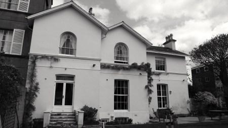 Crescent House Queens Crescent Southsea 1847 (Owen)