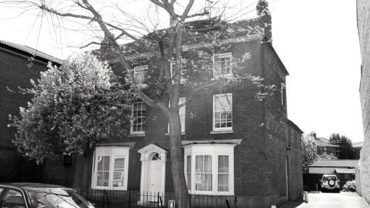 Southsea Lodge Castle Rd Southsea 1790