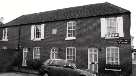 3-6 Dock Mill Cottages Southsea C19