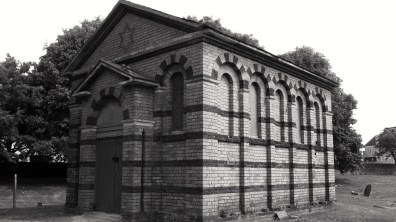 Dissenter's Chapel Highland Cemetery Southsea 1854 TE Owen