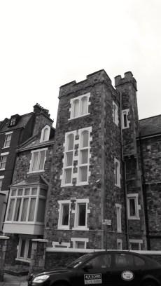 Former Straethern Hotel Southsea 1860 TE Owen