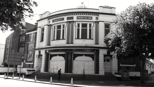 The Plaza (Mosque) Southsea 1928