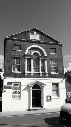Beneficial School Portsmouth 1784