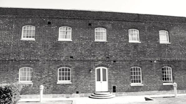 Infirmary House (West) Gunwharf Portsmouth 1814