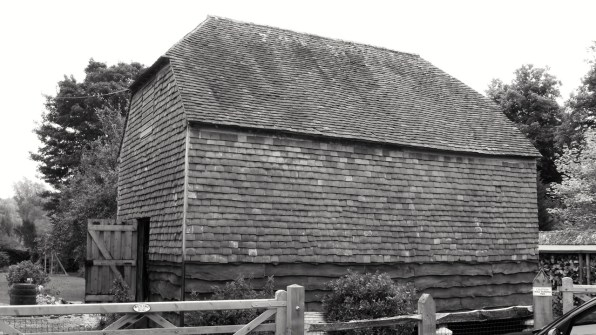 Manor House Granary Droxford C18