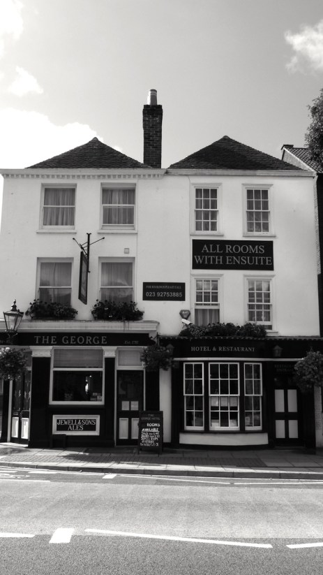 The George Pub (East) 84 and 85 Queens St Portsmouth C19