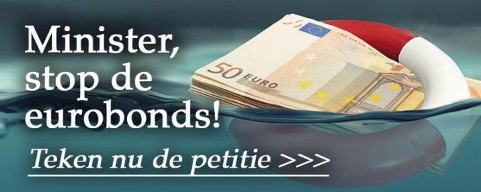 Minister, stop de eurobonds