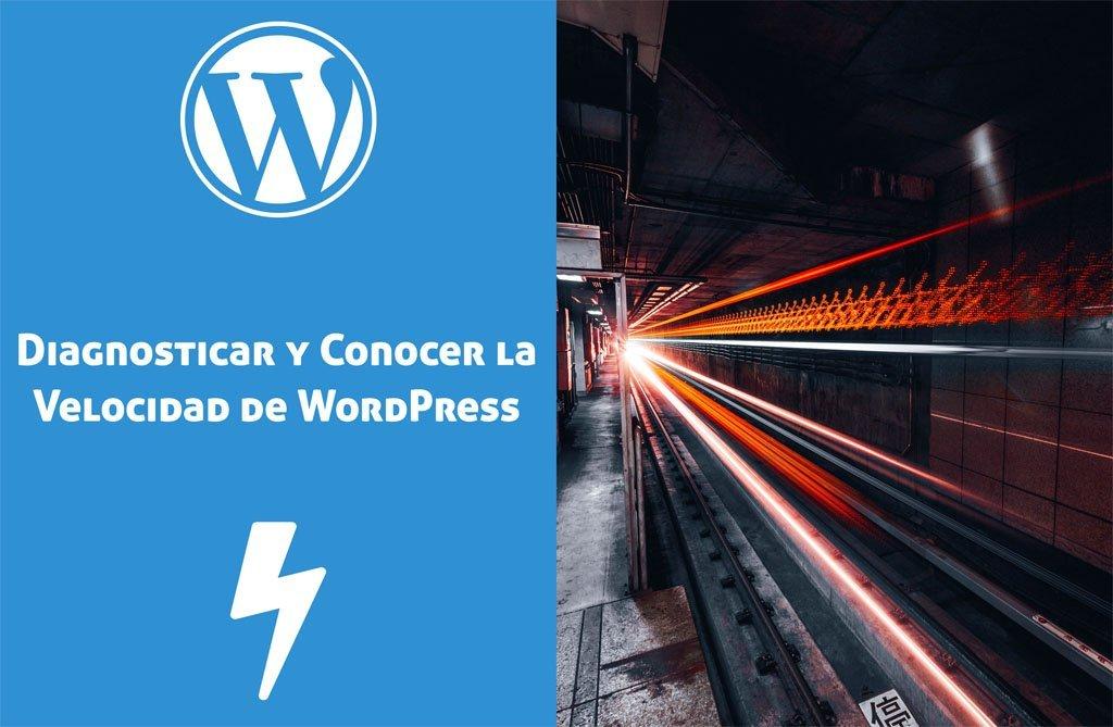 Diagnosticar y Conocer la Velocidad de WordPress