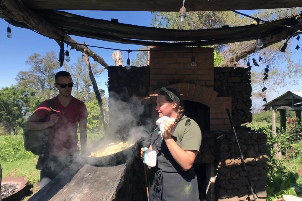 Maui O'o Farm Chef