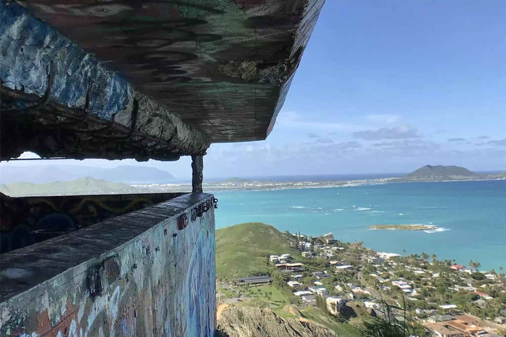 Lanikai Pillboxes Hike