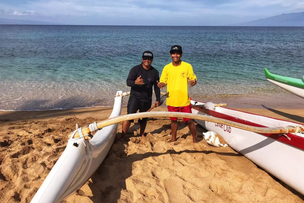 Maui Outrigger Canoeing