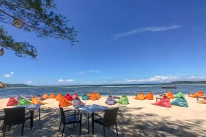 Gili Air Beach Restaurants