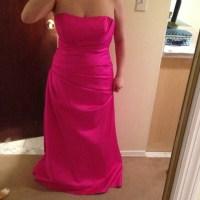 77% off David's Bridal Dresses & Skirts - Satin ...