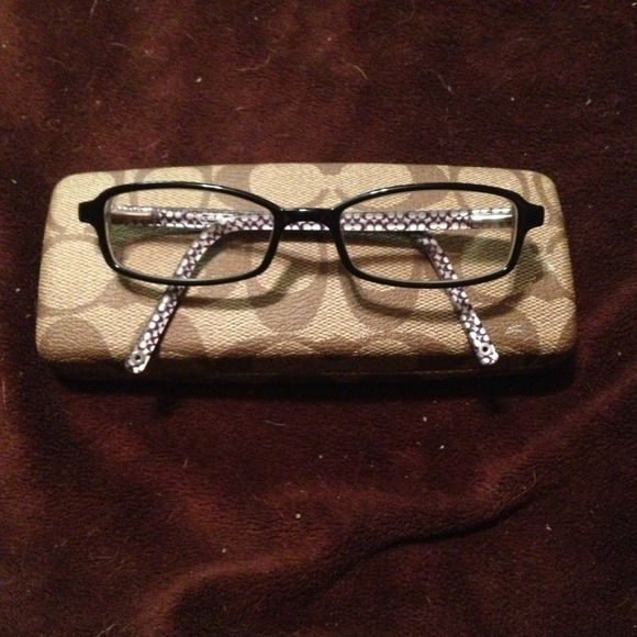 74 Off Coach Accessories Coach Hilary Eyeglasses In
