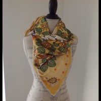 77% off Accessories - Pineda Covalin Tree of Life silk ...