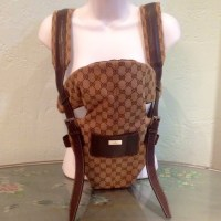 89% off Gucci Other - reservedGucci Baby Bjorn/Carrier ...