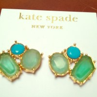 25% off kate spade Jewelry - Kate Spade turquoise ...