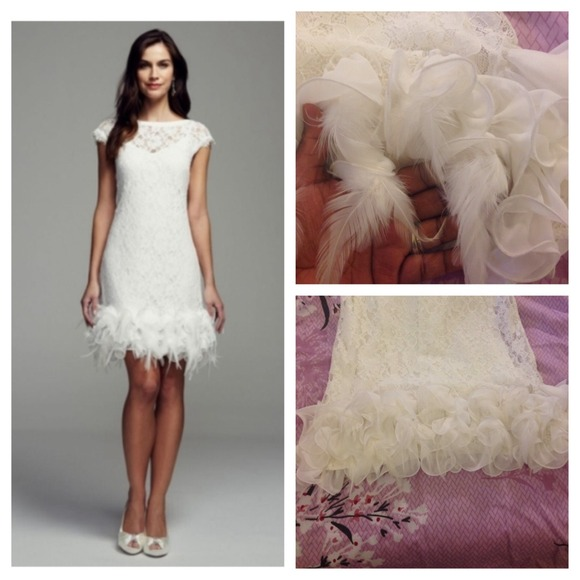 70 off Wedding or Party Dress Dresses  Skirts  White