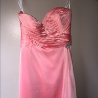 87% off David's Bridal Dresses & Skirts - Coral Belsoie ...