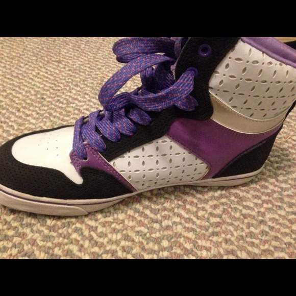 54% off pastry Shoes - Purple pastry sneakers from ...