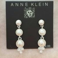 63% off Anne Klein Jewelry - Anne Klein Earrings from ...