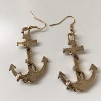 Forever 21 - Anchor Earrings from Jessica's closet on Poshmark